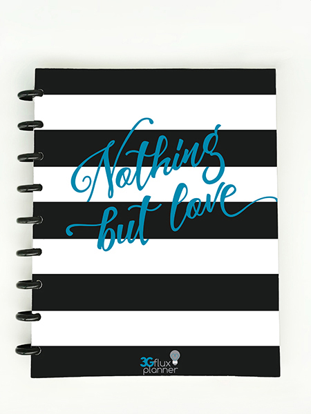 3G Flex Planner Stripes Cover