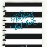 3G Flex Planner Stripes Cover