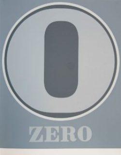robert indiana creely numbers serigraphs zero 0