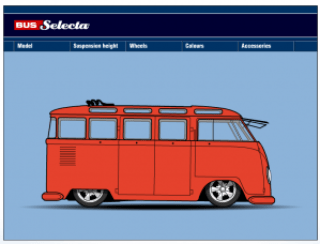 mike slobot VW bus van