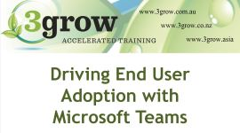 *VIDEO* Driving End User Adoption with Microsoft Teams