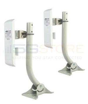 Long Range WiFi Bridge System to Extend Inter Access
