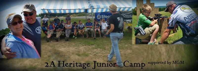 2A Heritage Junior Camp
