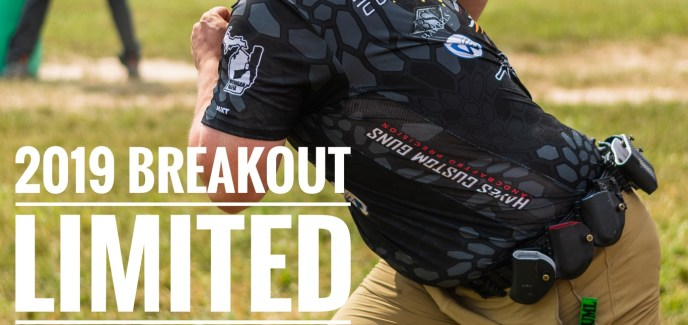 Breakout Limited Shooter Mike Cattell