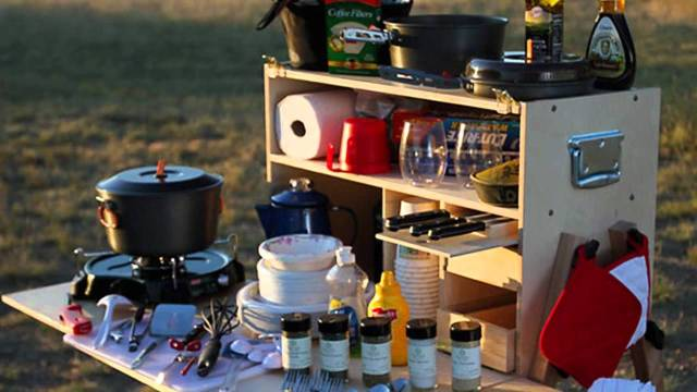 outdoor camping kitchen set – choosing the best one