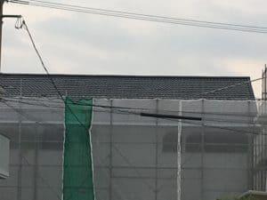 アンテナを屋根裏に設置してスッキリしたアパート