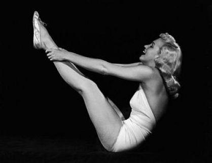 Marilyn Monroe nous mène en bateau