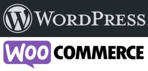 logo WordPress - WooCommerce