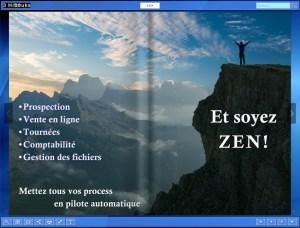 Flipbook promotionnel