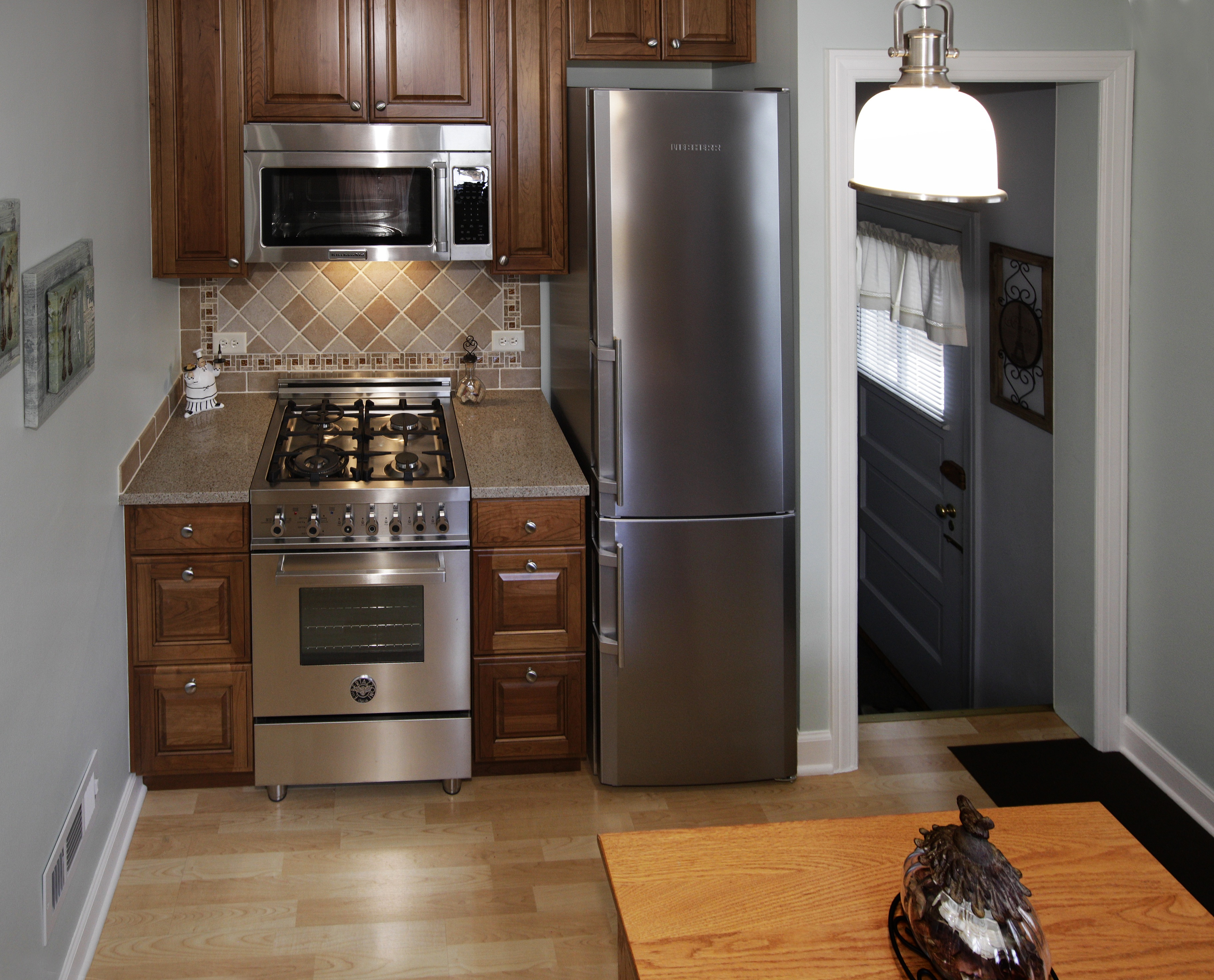 small kitchen remodel, elmwood park il - better kitchens