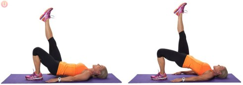 Image result for Single-Leg Hip Lifts