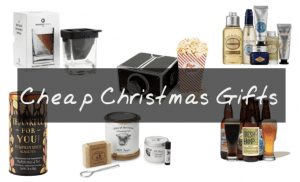 22 Cheap Christmas Gifts Under $50 for the Last Minute Shopper