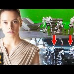 20 Amazing Movie Scenes Before and After Visual Effects [KYM]