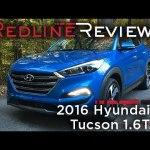 2016 Hyundai Tucson 1.6T – Redline: Review