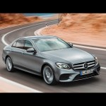2016 Mercedes-Benz E-Class – everything you need to know