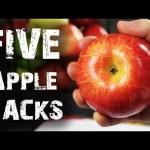 5 Delicious Apple Hacks
