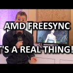 AMD Freesync Hands-on with BenQ, Samsung & LG Monitors – CES 2015
