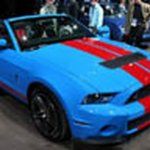 American Muscle – 2010 Ford Shelby GT500 – 2009 Detroit Auto Show