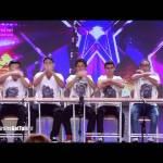 Arabs Got Talent – مصر – Hand Band