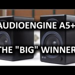 Audioengine A5+ Powered Desktop Speakers