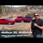 Camaro is King! Mustang vs Challenger vs Camaro