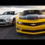 Camaro vs Mustang Reactions! Plus Autonomous Cars & LS Engine Swaps – Wide Open Throttle Episode 51