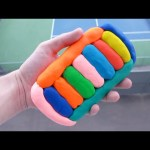 Can Play Doh Protect an iPhone 6S from 100FT Drop Test?