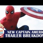 Captain America: Civil War Final Trailer Breakdown – Spider-Man Revealed!
