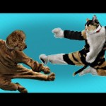 Cat Dog Kung Fu