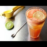 Chef John's Michelada – Spicy & Refreshing Beer, Tomato, Lime Cocktail