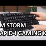 CM Storm Rapid-I 10keyless Mechanical Gaming Keyboard