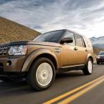 Comparison: Land Rover LR4 vs Lexus GX 460 vs Mercedes GL450