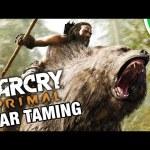 Far Cry Primal – Bear Taming! (Nerdist Play w/ Malik Forté)