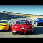 Favorite Ferraris! Plus Epic Drives Down Under in the Ford Falcon XR6 Ute! Wide Open Throttle Ep 86