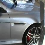 Hasan Kutbi testing Aston Martin DB9 Jeddah 002