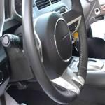 Hasan Kutbi Testing Camaro Convertible  Jeddah 001