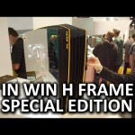 In Win H Frame 2.0 30 Year Anniversary – CES 2016
