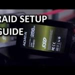 Intel RAID Setup Guide