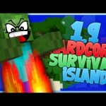 INTENSE BATTLE! – Minecraft 1.9 Hardcore Survival Island [3]