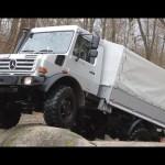 Mercedes-Benz UniMog: Crushin' It! – Ignition Episode 59