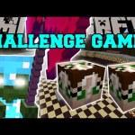 Minecraft: BABY BOB CHALLENGE GAMES – Lucky Block Mod – Modded Mini-Game