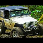 Mud Slinging Hawaiian 4×4 Vacation with Tube Sock the Jeep – Dirt Every Day Ep. 48