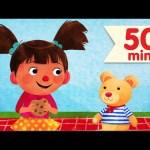 My Teddy Bear + More   Kids Songs & Nursery Rhymes   Super Simple Songs