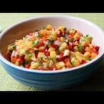 Nectarine Salsa Recipe – Pork Chops with Fresh Nectarine Salsa