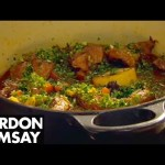 Perfect Slow-Cooked Beef – Gordon Ramsay