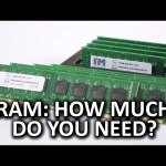 RAM – How Much Do You Need? Testing with 128GB of ECC