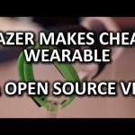 Razer Nabu X Wearable & OSVR Open Source VR Headset – CES 2015