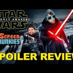 Star Wars: The Force Awakens SPOILER Review! (feat. Max Landis)