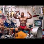 Terry Crews – muscle