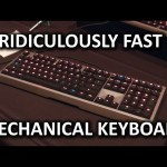The Quickest Mechanical Keyboard on the Market? Cherry MX Board 6.0 featuring Real Key – CES 2015
